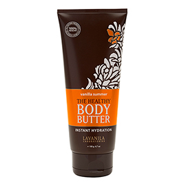 The Healthy Body Butter Vanilla Summer