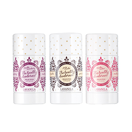 The Healthy Deodorant Starlight Deo Trio | LaVanila | b-glowing