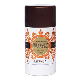 The Healthy Deodorant Vanilla Summer