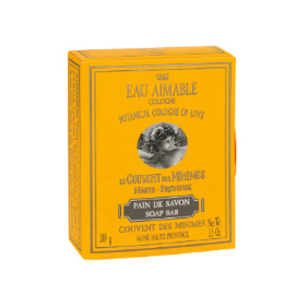 Botanical Cologne of Love Soap Bar | Le Couvent des Minimes | b-glowing