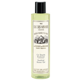 Eau des Minimes Beneficial Shower Gel | Le Couvent des Minimes | b-glowing