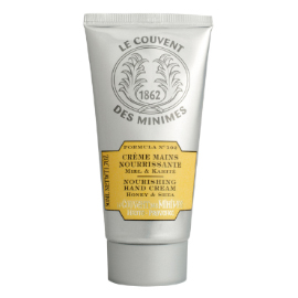 Honey & Shea Nourishing Hand Cream | Le Couvent des Minimes | b-glowing
