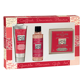 Gentle Flower Gift Set