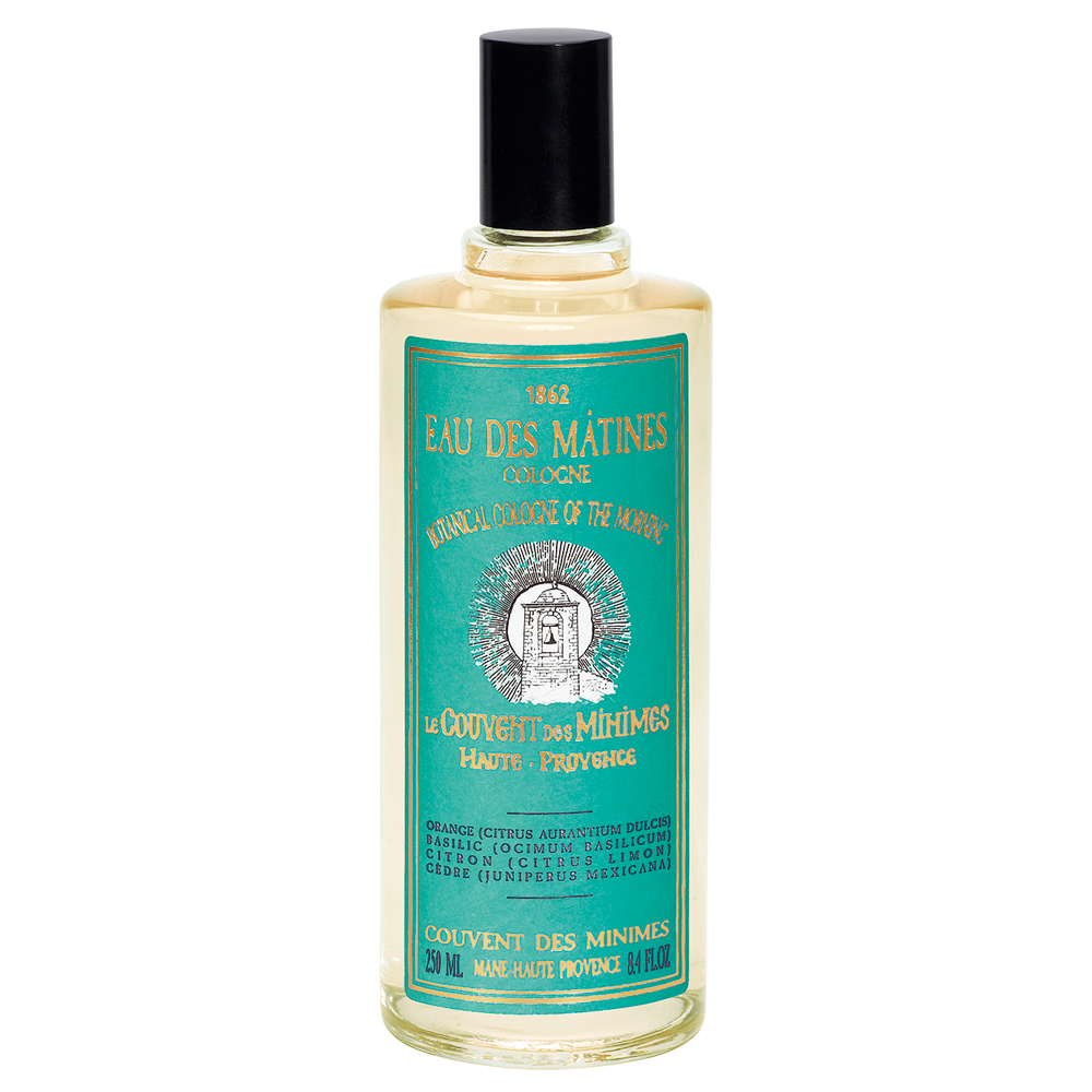Botanical Cologne of the Morning | Le Couvent des Minimes | b-glowing