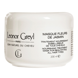 Masque Fleurs de Jasmin - Conditioning Mask for Thin, Dry Hair | Leonor Greyl | b-glowing
