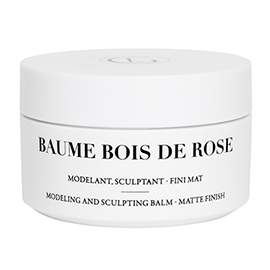 Baume Bois de Rose - Matte Finish Balm for Shaping and Sculpting | Leonor Greyl | b-glowing