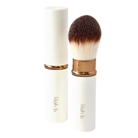 Retractable Brush #1 - Foundation | lilah b | b-glowing