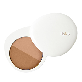 Bronzed Beauty Bronzer | lilah b | b-glowing