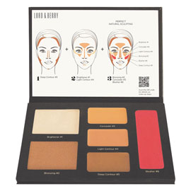 LORD & BERRY Contour Palette | LORD & BERRY | b-glowing