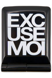 Model Mirror:  Excuse Moi