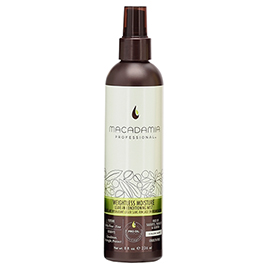 Weightless Moisture Leave-In Conditioning Mist | Macadamia Professional | b-glowing