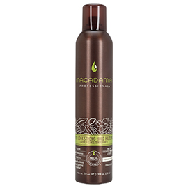 Style Lock Firm Hold Hairspray | Macadamia Professional | b-glowing