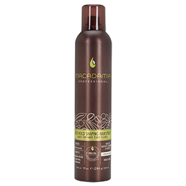 Flex Hold Shaping Spray | Macadamia Professional | b-glowing