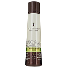Weightless Moisture Conditioner | Macadamia Professional | b-glowing