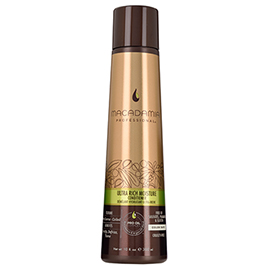 Ultra Rich Moisture Conditioner | Macadamia Professional | b-glowing