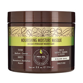 Nourishing Moisture Masque | Macadamia Professional | b-glowing