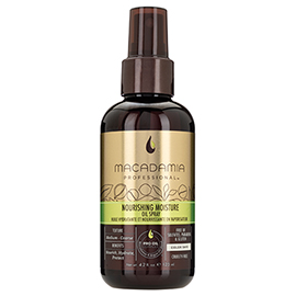 Nourishing Moisture Oil Spray | Macadamia Professional | b-glowing
