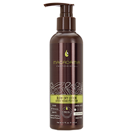 Blow Dry Lotion | Macadamia Professional | b-glowing