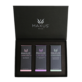 Essentials Collection | MAXUS Nails | b-glowing
