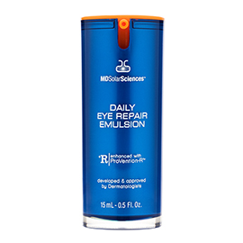 Daily Eye Repair Emulsion | MD SolarSciences | b-glowing