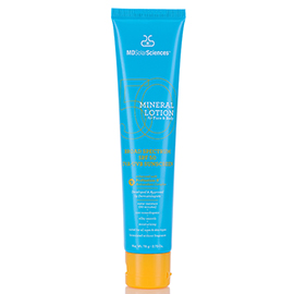 Mineral Face and Body Lotion Broad Spectrum SPF 50 UVA-UVB Sunscreen