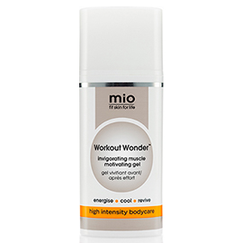 Workout Wonder - Invigorating Muscle Motivating Gel | Mio | b-glowing