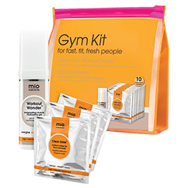 Gym Kit | Mio | b-glowing