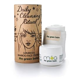 Daily Cleansing Ritual | Moa The Green Balm | b-glowing
