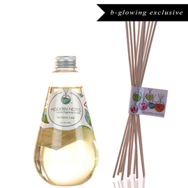 Verbena Leaf Diffuser & Reed Set