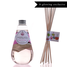 Fresh Cut Peony Diffuser & Reed Set
