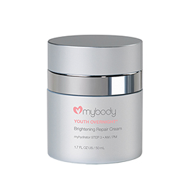 YOUTH OVERNIGHT Brightening Repair Cream | mybody | b-glowing