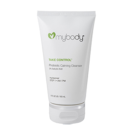 TAKE CONTROL Probiotic Calming Cleanser | mybody | b-glowing
