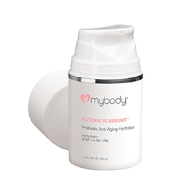 FUTURE IS BRIGHT Probiotic Anti-Aging Hydrator | mybody | b-glowing