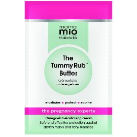 The Tummy Rub Butter Sample