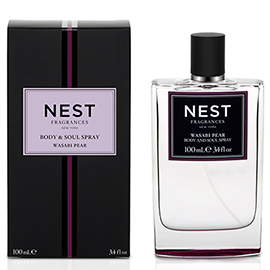 Body & Soul Spray | NEST Fragrances | b-glowing