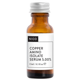 Copper Amino Isolate Serum 5.00% 15Ml | NIOD | b-glowing