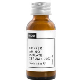 Copper Amino Isolate Serum 1.00% | NIOD | b-glowing