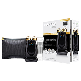 22K Gold Limited Edition Trinity Kit | NuFACE | b-glowing