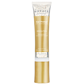 Gel Primer 24K Gold Complex- Brighten | NuFACE | b-glowing