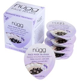De-Stress Face Mask - 5 Pack | nugg | b-glowing