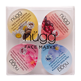 Exfoliate, Hydrate & Revitalize - 4 Pack | nugg | b-glowing