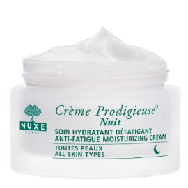 Crème Prodigieuse® Night - Anti-fatigue moisturizing night cream | Nuxe | b-glowing