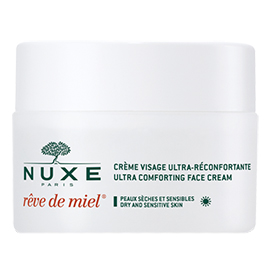 Rêve de Miel® - Ultra Comfortable Face Cream Day | Nuxe | b-glowing