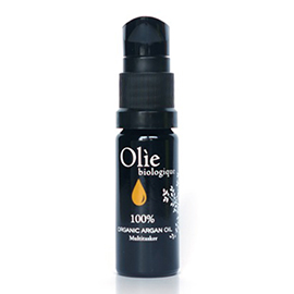 Refillable Travel 100% Organic Argan Oil 10ml