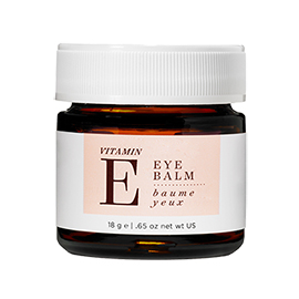 Vitamin E Eye Balm | One Love Organics | b-glowing