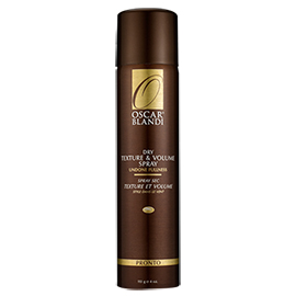 Oscar Blandi Pronto Dry Texture & Volume Spray | Oscar Blandi | b-glowing