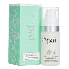 Sea Aster & Wild Oat Redness Serum | Pai Skincare | b-glowing