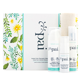 Instant Calm Discovery Collection - Limited Edition | Pai Skincare | b-glowing
