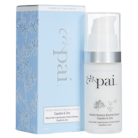 Copaiba & Zinc Perfect Balance Blemish Serum | Pai Skincare | b-glowing