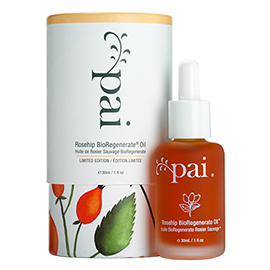 Rosehip Bioregenerate Oil - Limited Edition | Pai Skincare | b-glowing